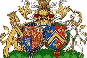 Prince George, family Crest of Arms