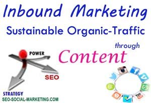 Inbound Marketing Sustainable Organic Traffic